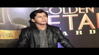 Chakravartin Ashoka Samrat Fame Siddharth Nigam Wants To Do Films - Colors Golden Petal Awards 2016