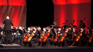Perseus, Newbold - Troy Philharmonic Orchestra - Festival of Disney 4/25/2014