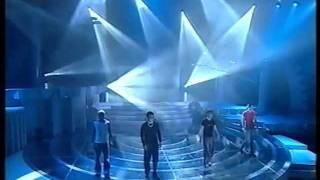 T-Boyz - Beruška (New Year's Eve Show 2001 @ TV Nova)