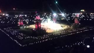 Papua New Guinea Pacific Games Opening 2015