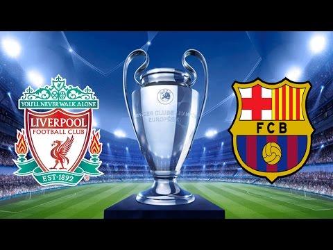 LIVERPOOL vs BARCELONA - CHAMPIONS LEAGUE FINAL! - FIFA 16 Liverpool Career Mode #66