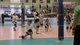 BANGKOK GLASS vs PHILLIPINES - Volleyball Thai-Denmark Super League 2016