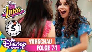 5 Minuten Vorschau - SOY LUNA Folge 74 || Disney Channel