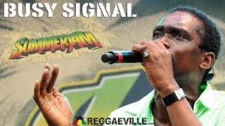 Busy Signal - Watch Out For This (Bumaye) @ SummerJam 7/5/2013