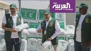 مركز الملك سلمان يؤّمن احتياجات اللاجئين في مخيم الزعتري
