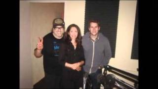 Susanna Hoffs & Matthew Sweet-  Different Drum (Cover) on Comedy Death Ray