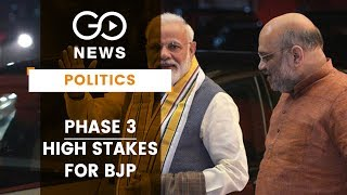High Stakes For BJP In Third Phase