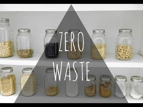 How to Transition to a ZERO Waste Lifestyle | Going Green |