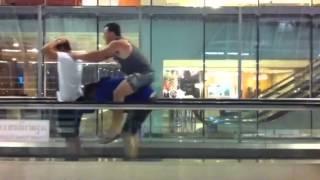 Travelator Antics - 8 hours in Bangkok Airport