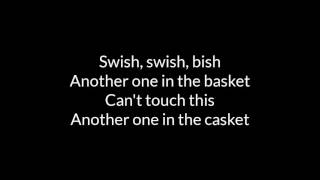 Katy Perry - Swish Swish - Lyrics