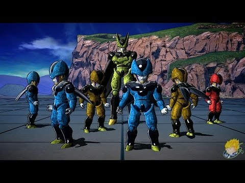 Dragon Ball Z Battle of Z The Perfect Body Part 26 【FULL HD】