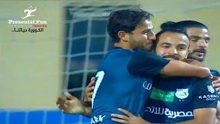 """الهدف الثاني لـ انبي امام الانتاج الحربي """" محمد مجدي """" الجولة الـ 13 الدوري المصري"""