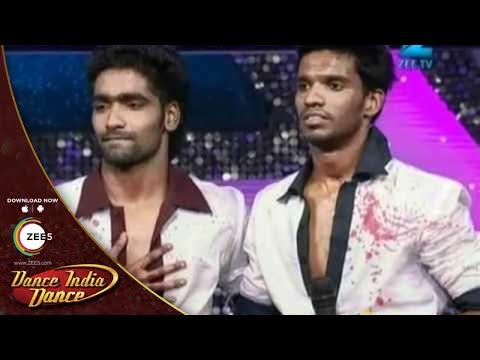 Dance India Dance Season 3 March 18 '12 - Paul Marshal & Vaibhav