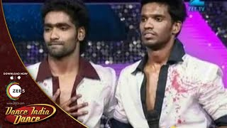 Dance India Dance Season 3 March 18 '12 - Paul Marshal & Vaibhav