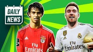 Atletico Madrid To Spend BIG Money On João Félix! ► Daily News