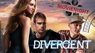 Divergent | Say MovieNight Kevin