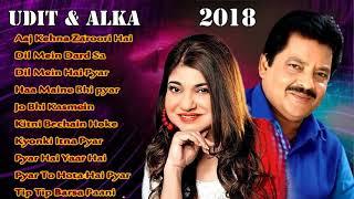 Best Of Udit Narayan & Alka Yagnik Romantic Songs | Jukebox 2018