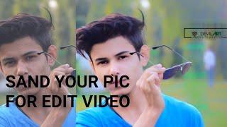 Devilart/ Editing Your Pic 2 /Cool editing/devilart Totural editing your watspp 9630910650 paytm