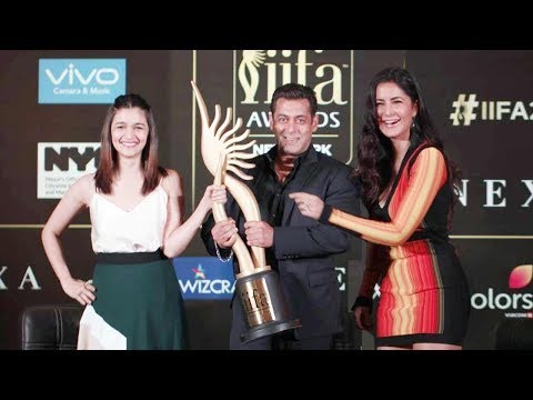 Xxx Mp4 Salman Khan Katrina Kaif Alia Bhatt At IIFA Awards 2017 Press Conference 3gp Sex