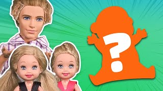 Barbie - Baby Brother or Baby Sister? | Ep.127