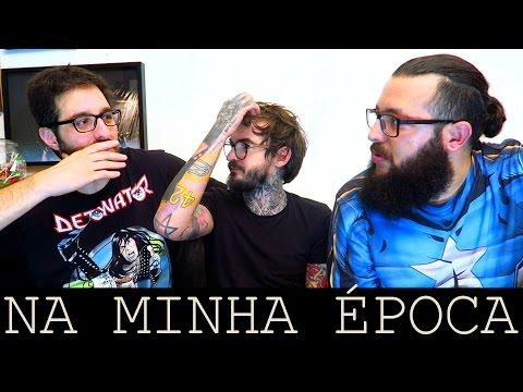 NA MINHA ÉPOCA feat. Rafinha Bastos e PC Siqueira