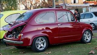 Fiat 600 motor preparado
