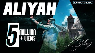ALIYAH   LEVI 4   LYRIC VIDEO (OFFICIAL)   JOHN JEBARAJ