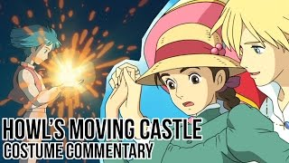 Costume Commentary Ep 43 Howl's Moving Castle