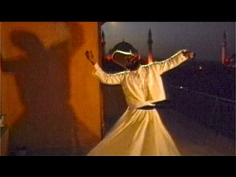 Konya Turkey Work a Day Life and Whirling Dervishes