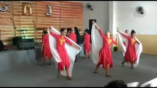 Para ti eu vou coreografia/central music/Ministério lírios dos vales