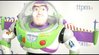 Talking Buzz Lightyear from The Disney Store