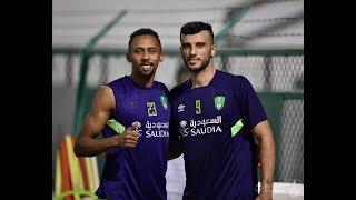 تدريبات الفريق الأول للنادي الأهلي _ الثلاثاء 13 فبراير  2018