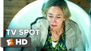 A Quiet Place TV Spot - Turn Off Your Sound (2018)   Movieclips Coming Soon