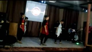 Para ti eu vou- ministério de dança mudança em Cristo mulungu