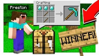 The EASIEST Minecraft Map in The World