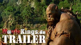 WARCRAFT: THE BEGINNING (2016) - Trailer HD