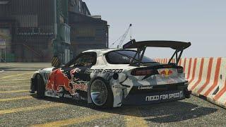 "GTA 5 - ""THE IMPORT"" Drift Montage (Mazda RX7)"
