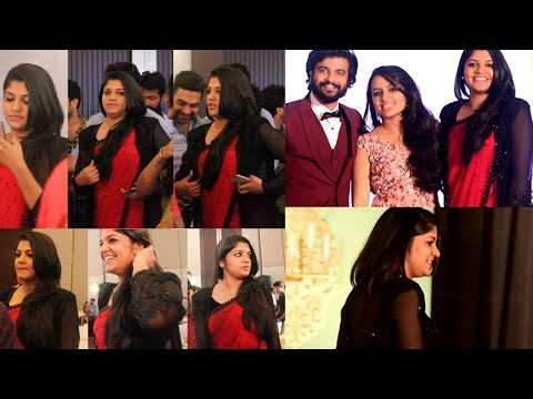 Xxx Mp4 Aparna Balamurali Stylish Entry For Neeraj Madhav Wedding Reception At Kochi Celebrities Spotted 3gp Sex