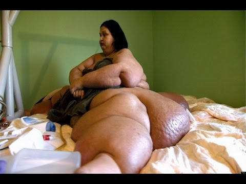 Fattest Woman In The World 1 036 lbs Mayra Rosales