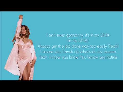 Fifth Harmony Deliver Lyrics