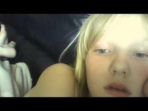 Videoklippet som hör till Tilde Westling inspelat med webbkamera den 19 maj 2012 07 01 PDT