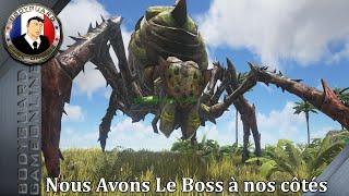 ARK Survival Evolved - Nous Avons Le Boss Du Jeu à Nos Côtés Le BROODMORHER LYSRIX
