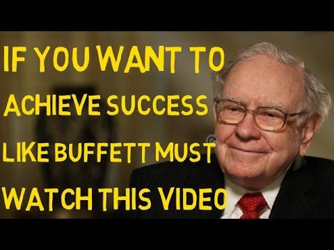 Warren Buffett Most Inspirational Quotes