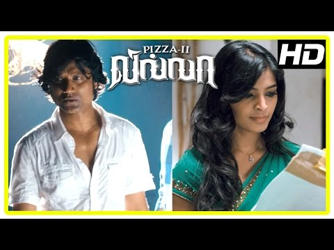 Pizza II: Villa Movie Climax | S J Surya fix Ashok's villa for his movie shoot | End Credit