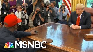 Dyson Shreds Kanye-Trump: Blitzkrieg of Blathering Ignorance | The Beat With Ari Melber | MSNBC