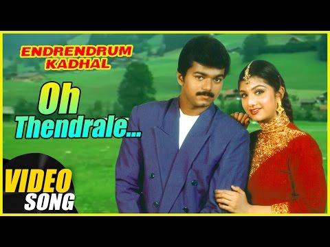 Xxx Mp4 O Thendrale Video Song Endrendrum Kadhal Tamil Movie Songs Vijay Rambha Music Master 3gp Sex