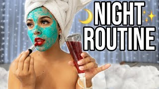 MY RELAXING NIGHT TIME ROUTINE! SKIN & SELF CARE PAMPER!