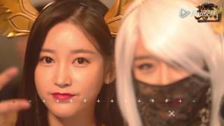 [Diadem Subs] 151215 Dream of The Three Kingdoms - Behind The Scenes (T-ara)