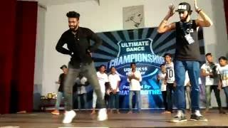Ultimate Brothers | Freestyle | UDC 2K16