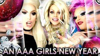 The AAA Girls NYE Vlog: A Cinderella Story